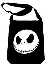 Jack Skellington Crossbody Sling Bag School Nightmare before Christmas Goth Punk
