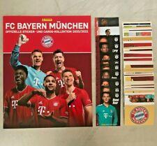 Panini FC Bayern München 2020/2021 21- 5/10/20/30/50 Sticker aussuchen aus ALLEN