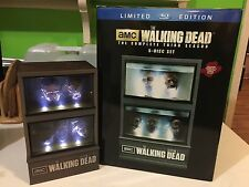 Walking Dead: Season 3  Blu-ray Disc, 2013, 5-Disc Set, Limited Edition OOP