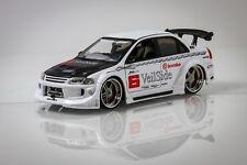 """Jada Toys 53505 Import Racer! Mitsubishi Lancer Evolution VI """"Veilside"""", 1:24"""