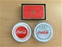 COCA-COLA 3 Decks of NEW Sealed TCCCC Playing Cards