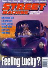 STREET MACHINE APRIL 99-BLOWN WILLYS-PONTIAC GTO-CAPRICE-PRO STREET AMAZON MAG