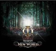 IOEARTH - NEW WORLD 2CD DIGIPAK ISSUE SEALED 2015 UK SYMPHONIC PROG