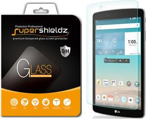 Supershieldz  Ballistic [Tempered Glass] Screen Protector for LG G Pad F 8.0