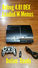 Sony PS3 3.55OFW With Menus And Extras Online Ready! L@@K