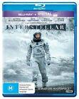 Interstellar (Blu-ray, 2015, 2-Disc Set)