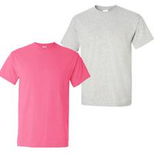 GILDAN YOUTH Tee 100% Cotton Girls Boys Kids T-Shirt Size XS - L