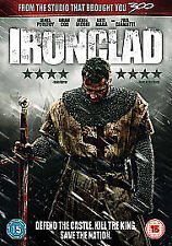 Ironclad [DVD]  new with seal