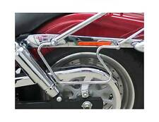 Supporti Telai Laterali Borse Moto Harley Davidson Dyna Fat Bob (FXDF) 08-UP