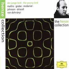 ██ OPER ║ Hans Werner Henze (*1926) ║ THE YOUNG LORD ║ 2CD