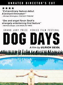 Dog Days (DVD 2004) NEW & SEALED