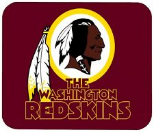 "WASHINGTON REDSKINS MOUSE PAD 1/4"" NOVELTY MOUSEPAD"