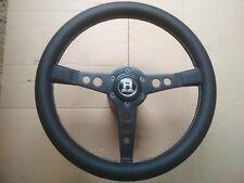 Momo Monza   leather steering wheel