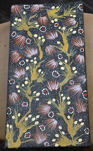 First Nation Aboriginal Art Gabriellla Possum Nungurrayi 25x50 unique pretty