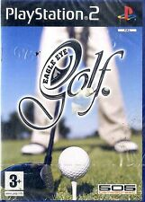 GOLF EAGLE EYE - PS2 - Nuovo Celophanato