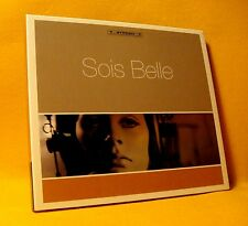 "NEW CD Sois Belle ""Sois Belle"" 12TR 2003 Belgian Pop Folk RARE !"