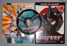 Guyver: The Bio-Boosted Armor - Vol. 1: Days of Future DVD