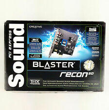 Creative Sound Blaster Recon3D THX PCI Express 5.1 PC Computer Audio Card SB1350