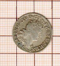 Louis XIV argent 10 sols aux 4 couronnes 1703 sur 1702 (inédit?) BB Strasbourg