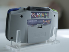 """Custom GBA Backlit Rechargeable Mod  """"SNES Super Mario EDITION // FULLY MODDED"""