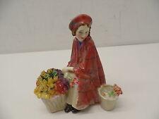 Royal Doulton Bonnie Lassie Figurine 1626 (As Is)