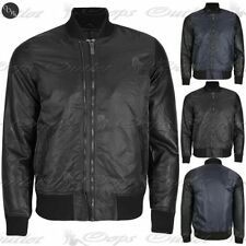 Unbranded Polyester Funnel Neck Coats & Jackets for Men