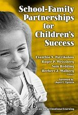 School-family Partnerships for Children's Success (Series on Social-ExLibrary