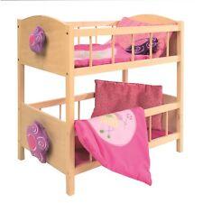 Roba Kids Puppenstandbett mit Textilien und Himmelstange Prinzessin Sophie  NEU Möbel