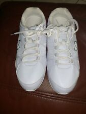 New Women's Nfinity Rival Cheer Shoe Size 11 White