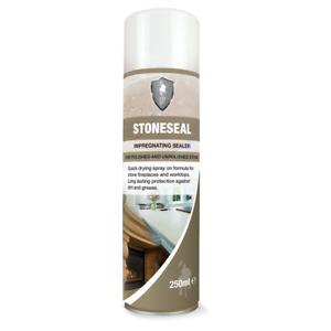 LTP Stoneseal, Rapid Drying Spray On Sealer for Natural Stone & Granite Worktops
