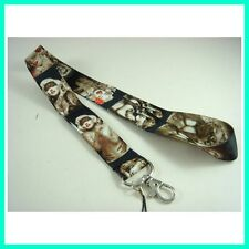 NEW Marilyn Monroe Neck Lanyard Strap Cell Mobile Phone ID Card Key chain + GIFT