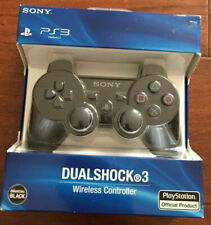 PS3 Controller DualShock Wireless SixAxis remote Controller NEW US fast ship