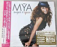 New MYA Sugar & Spice Japanese Import Cd Feat. Pharcyde J-DJ Kaori 2008 R&B