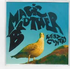 (FO206) Magic Brother, The West Country - DJ CD
