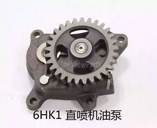 Oil pump for ISUZU 6HK1 Hitachi excavator and other machinery