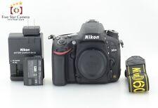 Mint!! Nikon D600 24.3 MP Full Frame Digital SLR Camera Only 55 Shots from Japan