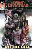 Event Leviathan #2 DC Universe 1st Print 2019 unread NM Bendis DC Crossover