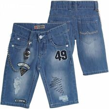 Markenlose Jungen-Jeans aus 100% Baumwolle