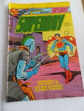 1x Comic - Superboy Heft Nr. 2 (1982)