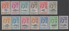 Elizabeth II (1952-Now) Postage Tristan da Cunha Stamps