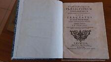 continuatio pralectionum theologicarum honorai tournely - 1761