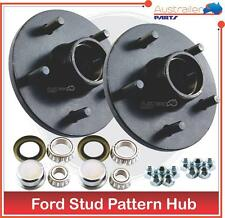 5-Stud ford pattern hubs with S/L bearing. Lazy Hubs. SG casting