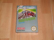 Rad Racer Nintendo NES PAL B