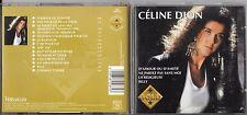 CD 14 TITRES CÉLINE DION GOLD BEST OF PREMIÈRES ANNÉES DE 1995 TBE