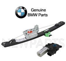 For BMW E90 E91 Series 3 Rear Passenger Right Electric Window Regulator w/ Motor