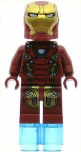 Lego Marvel Super Heroes 76051 - Iron Man Mark 46 Armor Minifigure