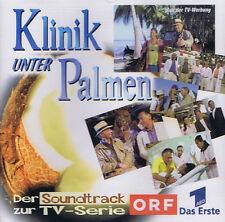 Klinik unter Palmen - Soundtrack CD Der Soundtrack zur TV-Serie 18 Track