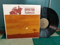 The Edwards Trio LP Supper Time RG 154 Rare Private Gospel Ridgeville, Indiana