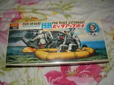 IMAI  PICK-UP BOAT FOR SPACE ASTRONAUT vintage MODEL KIT motorized APOLLO SATURN