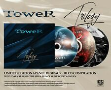 Tower - Trilogy  3CD Digipak